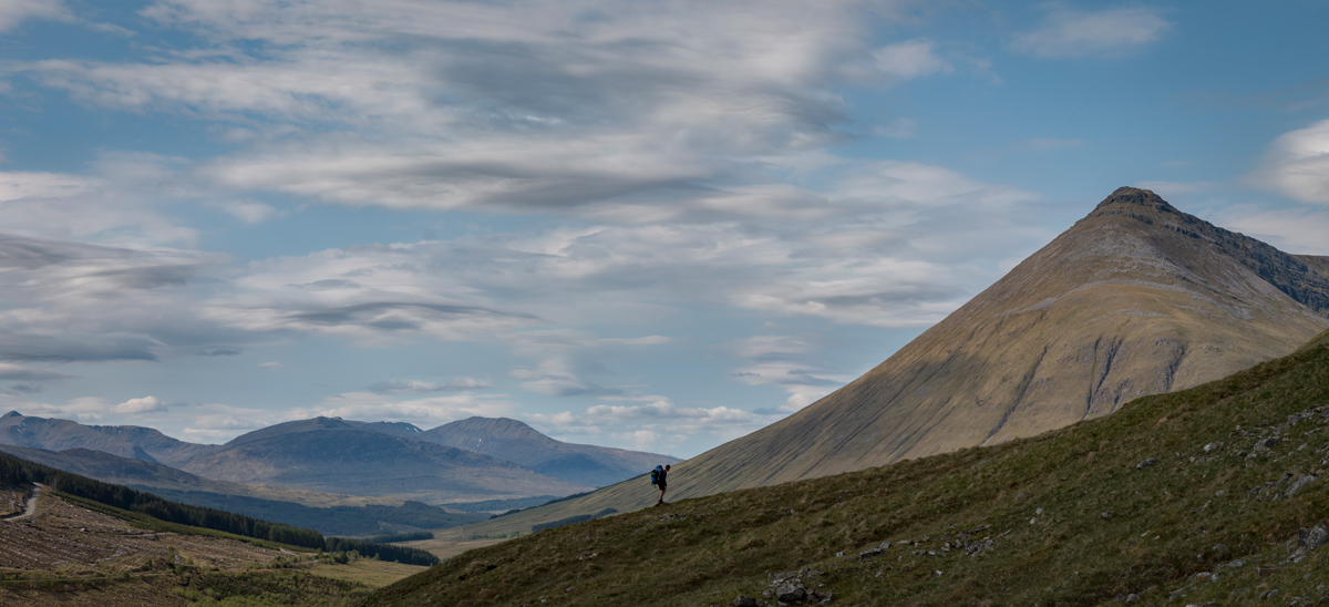 Hiking, Camping and Photographing the West Highland Way