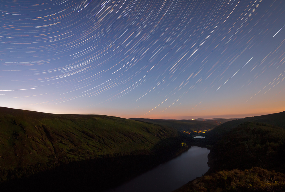 Full Moon Hike in Glendalough